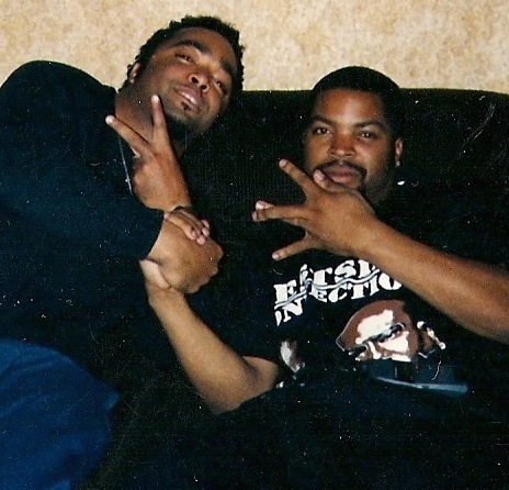 al and ice cube crop